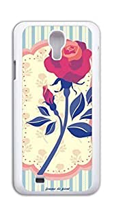 Back Cover Case Personalized Customized Diy Gifts In A galaxy s4 cases I9500 - Color Paint With High Grade Design L-NE CASE