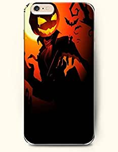 diy phone caseSevenArc Apple iPhone 6 Plus case 5.5 inches - Allhalloween Red Pumpkin Lantern Jackdiy phone case