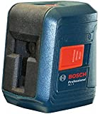Bosch GLL 2 Self-Leveling Cross-Line Laser Level with Mount