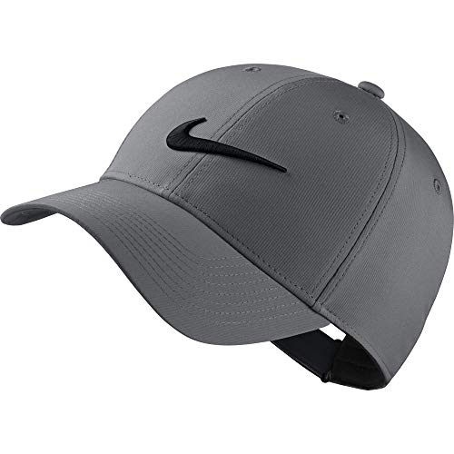 Nike L91 Tech Cap, Dark Grey/Anthracite/Black, Misc