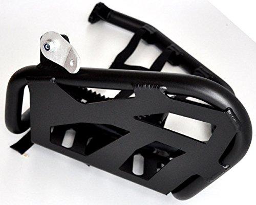 Nerfbar Aeon Cobra 300//350 schwarz mit Heel Guard