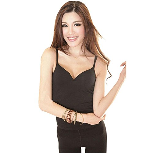 DDLBiz Modal Adjustable Padded Camisole