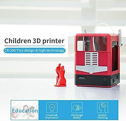 HZYYZH Impresora 3D, Impresora de Nivel de Entrada, diseño de Arte ...