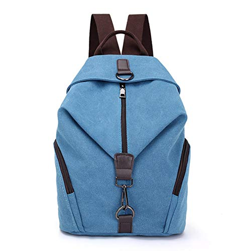 Femmes Blue Voyage VHVCX Dos À Feminina Women Sac Bandoulière Filles Backpack Mochila Les Femmes Mode Sac Toile D'École Adolescents Dos À Femme Voyage Pour Sacs À Sac dzSCzWqw