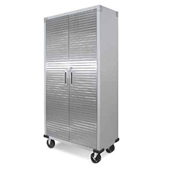 Seville Classics Heavy Duty Storage Cabinet