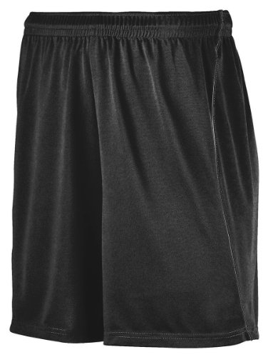 Augusta Sportswear Youth Elastic Waistband Wicking Soccer Short