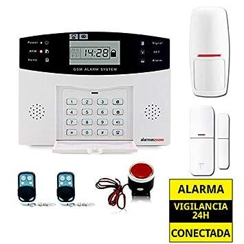 Alarmas hogar sin cuotas