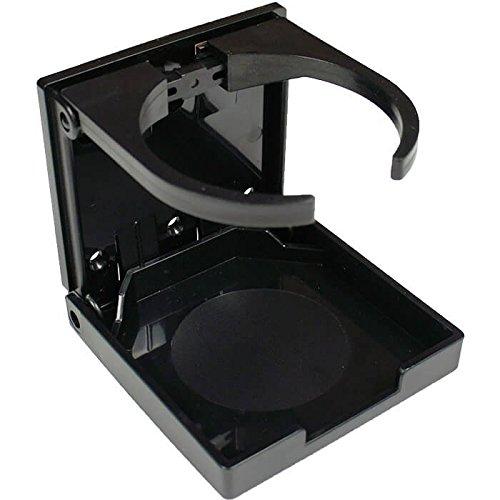 Folding Holder Drink - Brocraft Black Folding Cup Holder