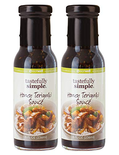 Tastefully Simple Honey Teriyaki Sauce (2 Pack)