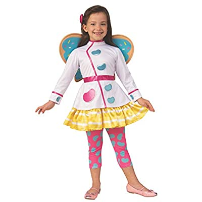 Rubie's Butterbean's Café Child's Deluxe Butterbean Costume, Small: Toys & Games