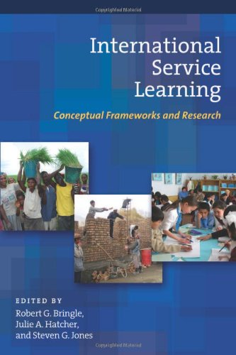 International Service Learning: Conceptual Frameworks and Research (Higher Education)