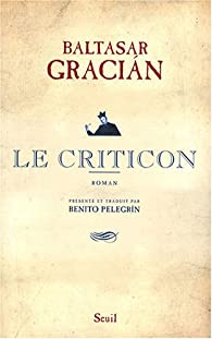 Le Criticon par Baltasar Gracian