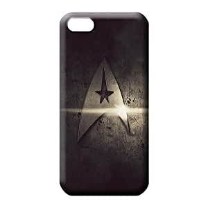 iPhone 5 / 5s Classic shell Designed New Snap-on case cover mobile phone shells star trek metal
