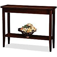 Stonington Console Table, Chocolate cherry finish