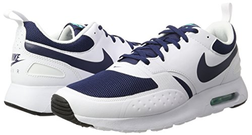 Navy Sneaker Bianco midnight Vision white Max Navy midnight Nike Air Uomo Zqw0F0Ot