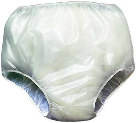 Womens Mylesta Incontinence Maxi Brief White Waterproof Absorbtion