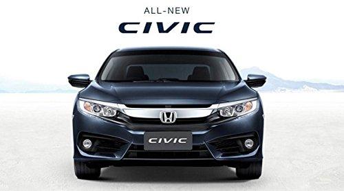 2016 Honda Civic LX Sedan Door sill trim scuff plate ...
