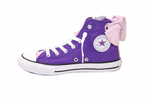 Converse - Patucos para niña Violeta Converse - Patucos para niña Violeta  ...