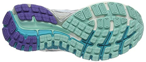GTS Zapatillas Mujer Plateado de 16 Bluebird Adrenaline 170 Bluetint Brooks 1d 120203 Silver 170 Running aqwWY5p