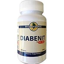 DIABENIT - Revertir Diabetes,Funcion Metabolica - Dr. NIE Vencio a La Diabetes - Somos Natura - 120 Tablets