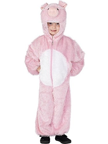 Big Boys' Pig Costume -