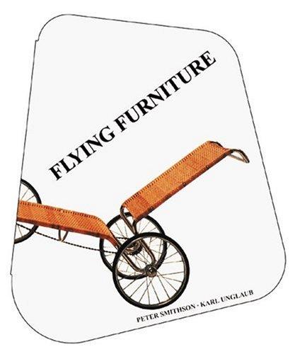 Flying Furniture. Unsere Architektur rollt, schwimmt, fliegt = Our architecture rolls, swims, flies