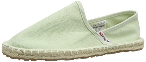 Superga 4524 Cotu - Zapatillas Unisex adulto Verde - Green (388)