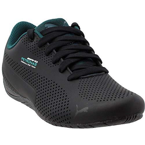 cd1573154edad0 PUMA Mens Mercedes Drift Cat Ultra Sneakers Black Silver