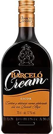 Barceló Barcelo Licor De Crema De Ron Añejo - 700 ml ...