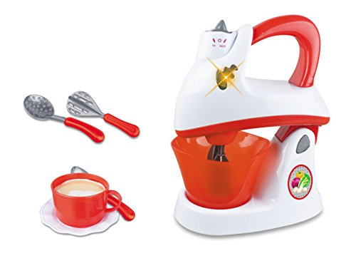 Little Chef Electronic Toy Mixer Kitchen Appliance Set