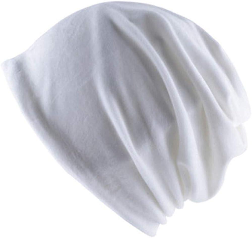Multi Function Women Men Summer Thin Beanies Soft Velvet Turban hat Head Bonnet Warm Scarf Skate Cap
