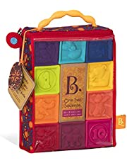 Battat B. Toys B. One Two Squeeze Blocks