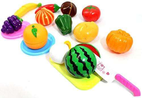 PowerTRC® Kitchen Fun Cutting Fruits & Vegetables Food