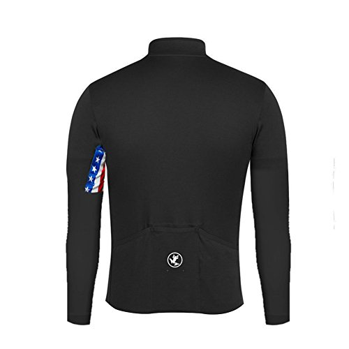 Uglyfrog 2018 Winter & Autumn Style Men's Thermal Long Sleeve Cycling Jersey, Bike Biking Shirt SPIFY10