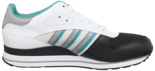 Adidas Original Mens Zx 503 Gymnastiksko Vit / Aluminium / Aero Rev