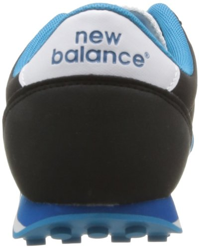 New Balance U410 D 14e, Unisex-Erwachsene Hohe Sneakers Schwarz - Noir (Black/Blue (945))