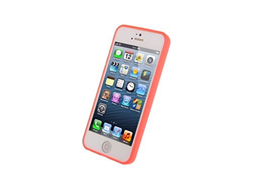 Mobilize Gelly Case Ultra Thin Apple iPhone 5/5S Neon Orange