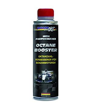 PowerMaxx Octane Booster Fuel aditivo para gasolina motores (300 ml): Amazon.es: Coche y moto