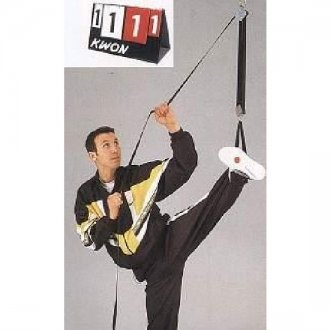 Kwon Martial Arts Deluxe Flexi Max Pulley Leg (Flexi Cap)