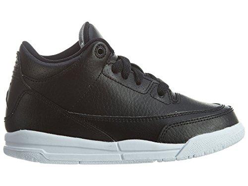 Nike Jungen 429487-020 Low-Top Black (Schwarz / Schwarz / Weiß)