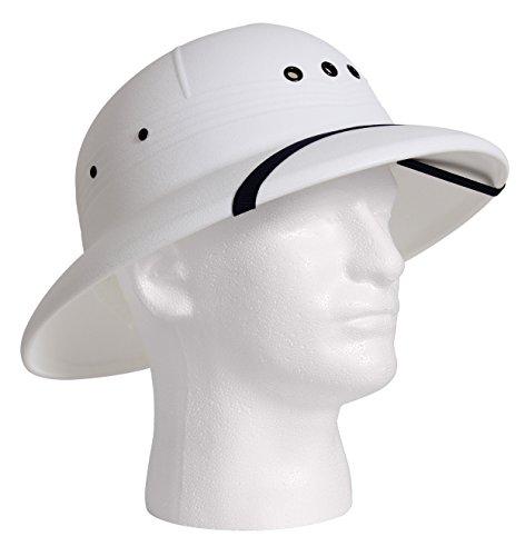 Rothco Pith Helmets, White -