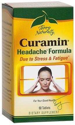 Terry Naturally Headache Clinically Curcumin product image