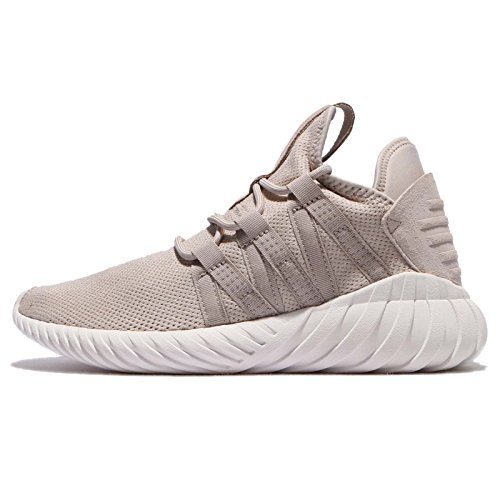 adidas Women's Tubular Dawn W, Light Brown/White, 8 M US