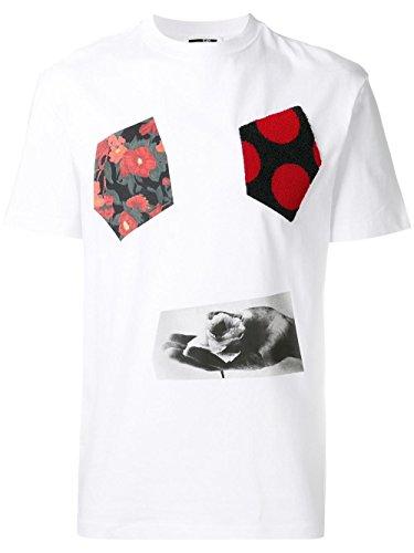 mcq-alexander-mcqueen-mens-291571rjr499000-white-cotton-t-shirt