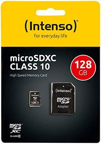 Intenso Micro Sdhc 128gb Class 10 Speicherkarte Inkl Computer Zubehör
