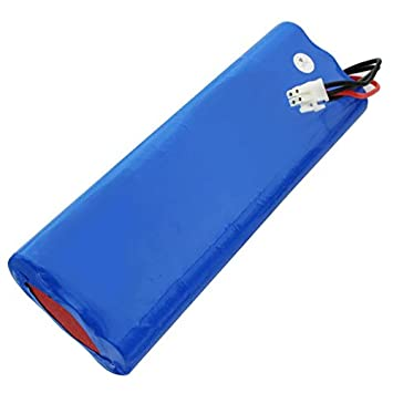Batería para Husqvarna 1128621 - 01, 1128621 - 01/6, 4,5 Ah NiMH ...