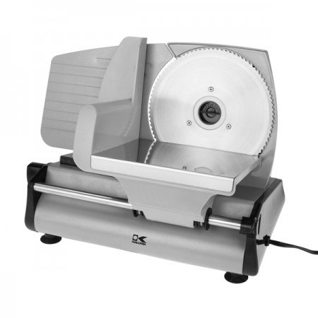 (Kalorik Professional Grade Food Slicer, Safety Guard, Easy Clean, No Tool Required.)