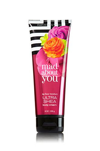 Bath & Body Works, Signature Collection Ultra Shea Body Cream, Mad About You, 8 Ounce