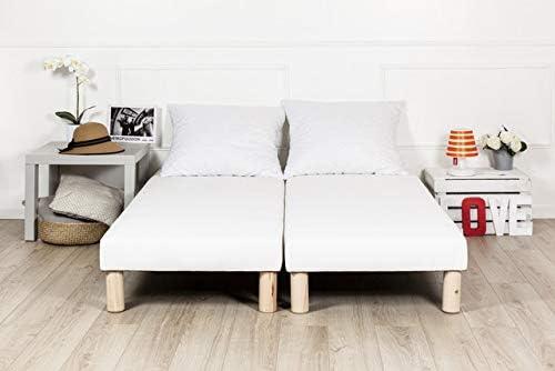 by sommiflex - Somier tapizado (2 x 70 x 190 cm)
