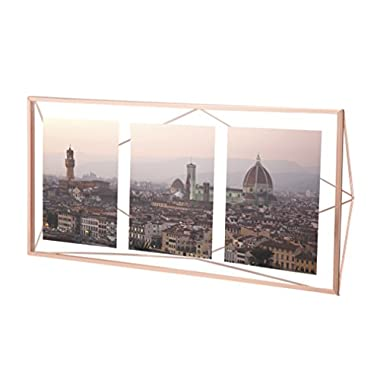 Umbra Prisma Multi Picture Frame, Copper